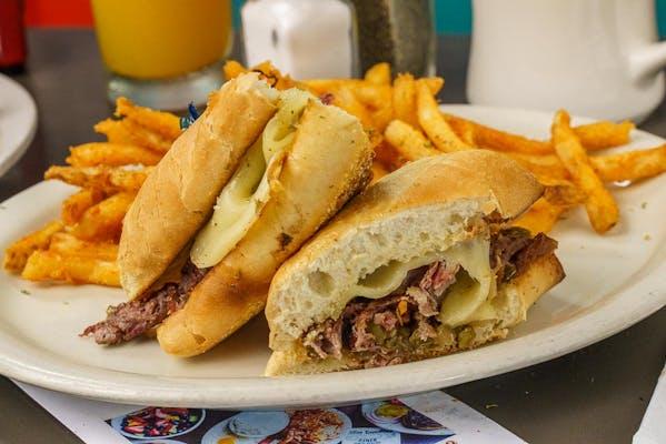 Philly Steak Slimwich