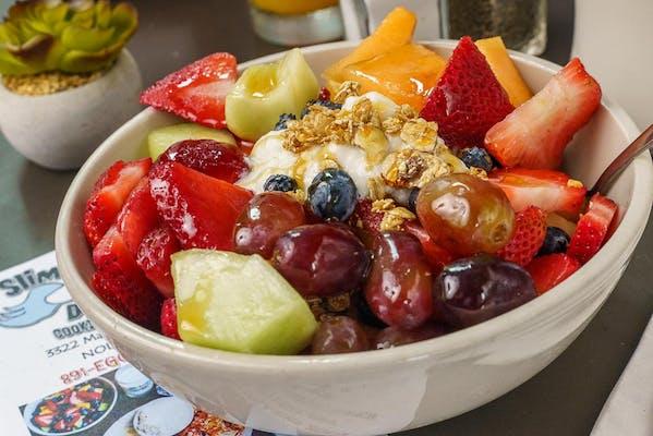 Granola & Fruit Parfait
