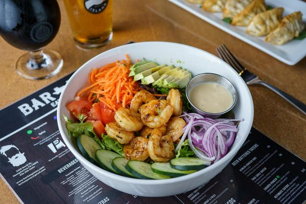 Shrimp Thai Salad