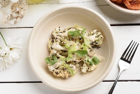 Charred Cauliflower