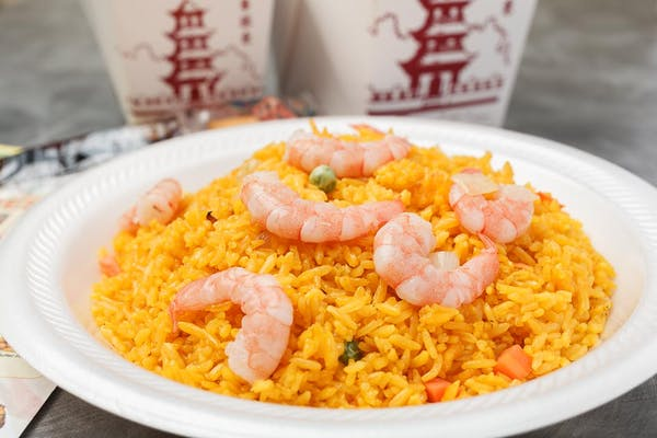 17. Shrimp Fried Rice
