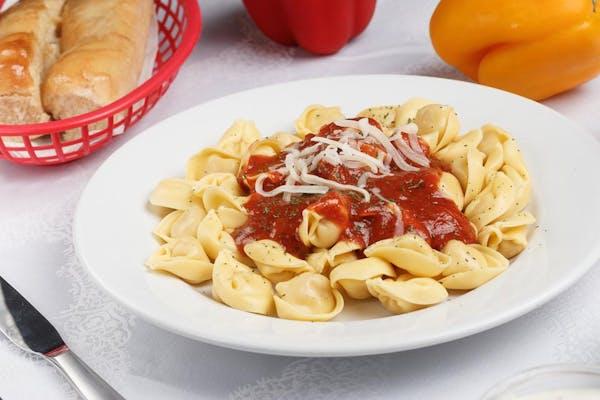 Five-Cheese Tortellini