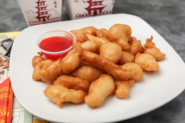 47. Sweet & Sour Chicken