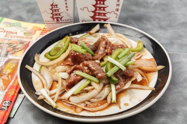 67. Mongolian Beef