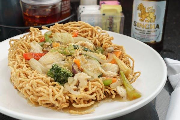 Mee Grop Noodles