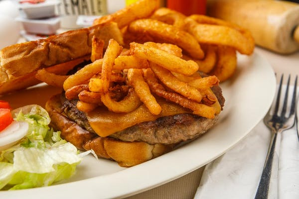 Belt Buster Burger
