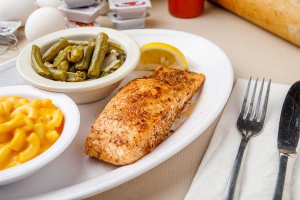 Salmon Filet Dinner