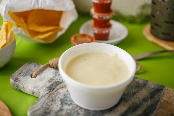 Side White Queso