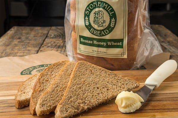 Bronze Honey Wheat Bread