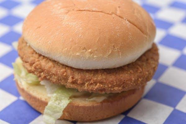 Value Jr. Chicken Sandwich