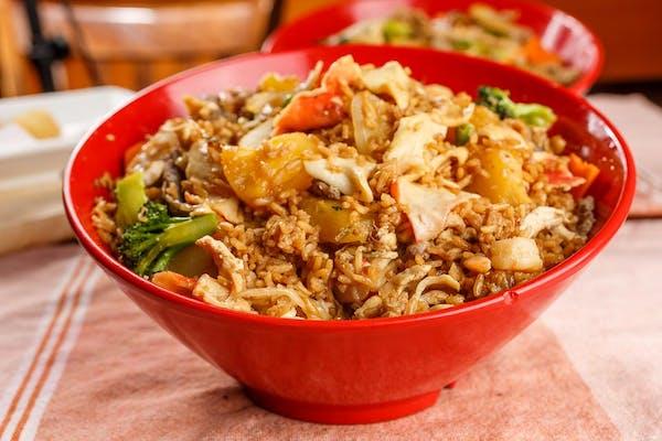 M8. Mongolian Fried Rice