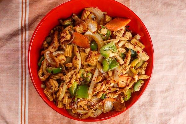 M10. Szechuan Chicken