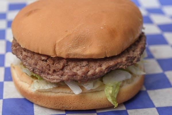 1. Quarter-Pound Cabana Burger