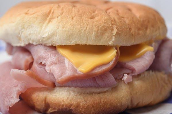 9. Ham & Cheese Sandwich