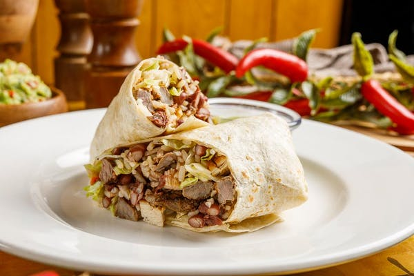 Steak Burrito Loco