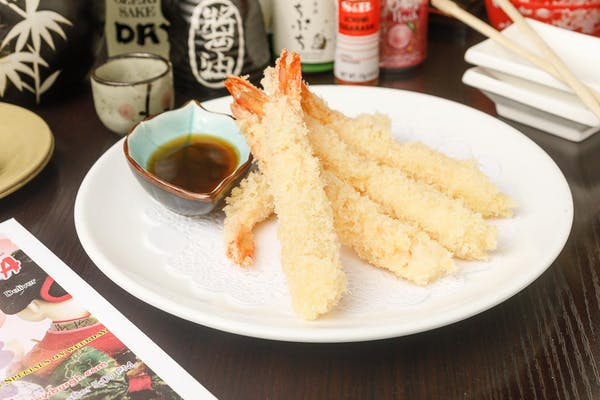Shrimp Tempura Box