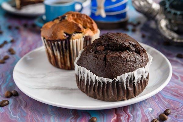 Chocolate Chip Muffin- 1 Muffin