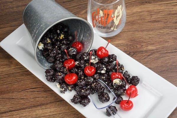 Black Cherry Popcorn