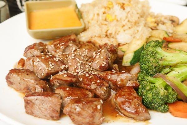 Side Hibachi Steak