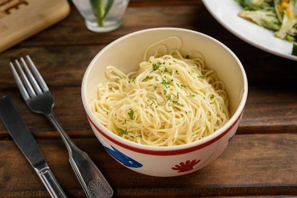 Kid's Buttered Noodles