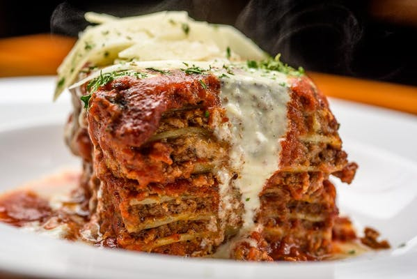 Seven-Layer Lasagna