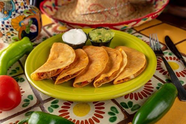 Tijuana-Style Quesadillas