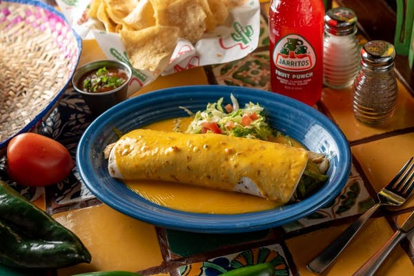 El Jefe Burrito