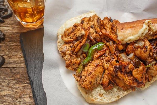 Chicken Philly Sub