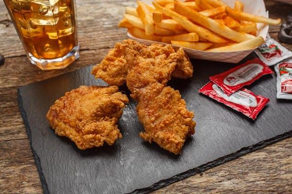Kid's Chicken Tender Meal