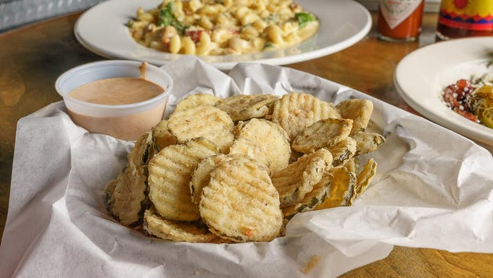 House-Made Fried Pickles