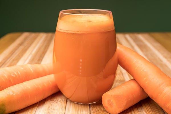 Zanahoria Jugos (Carrot Juice)