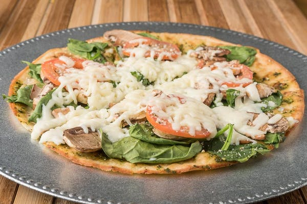 Gluten-Free Meat & Vegetable Pizza