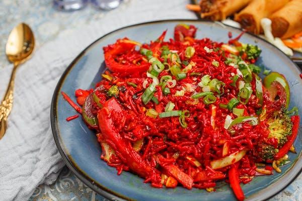 Szechwan Fried Rice