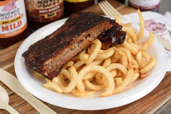Rib Snack Basket