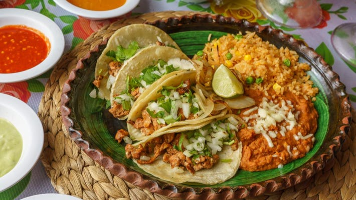 Marinated Pork Tacos (Adovada)