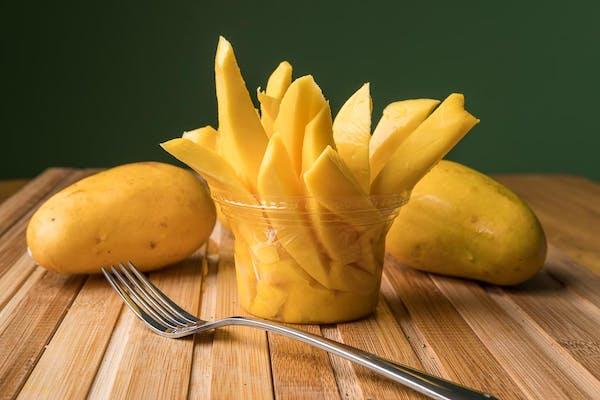 Mango in a Cup