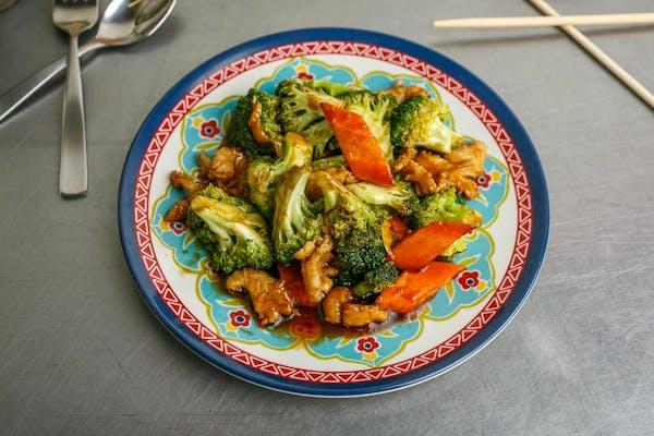 C3. Broccoli Chicken