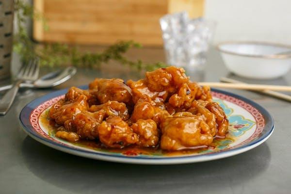 CP1. General Tso's Chicken