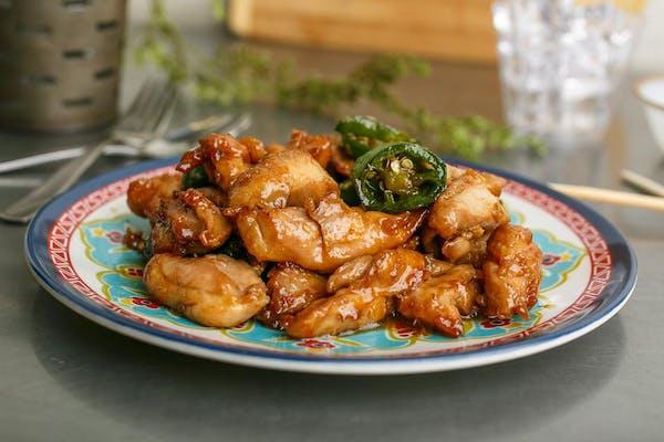 CP4. Jalapeño Chicken
