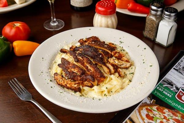 Blackened Chicken Alfredo (Friday)