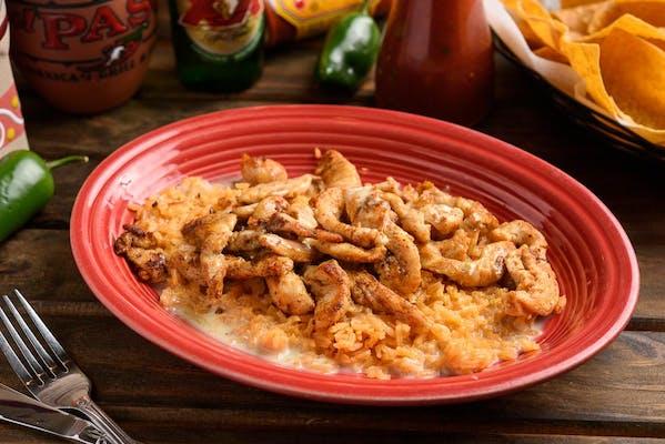 17A. Carlito's Plate