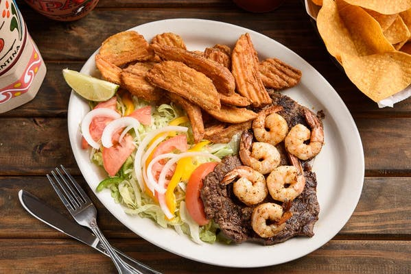 22. El Paso Steak & Shrimp
