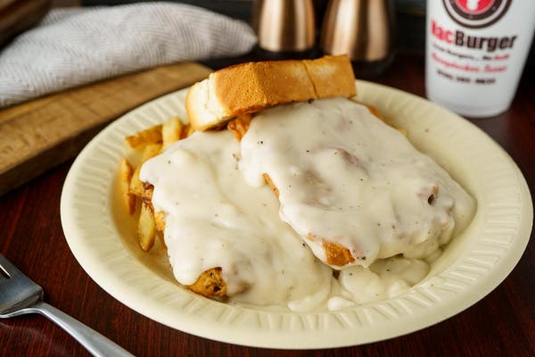 Chicken Fried Steak Basket