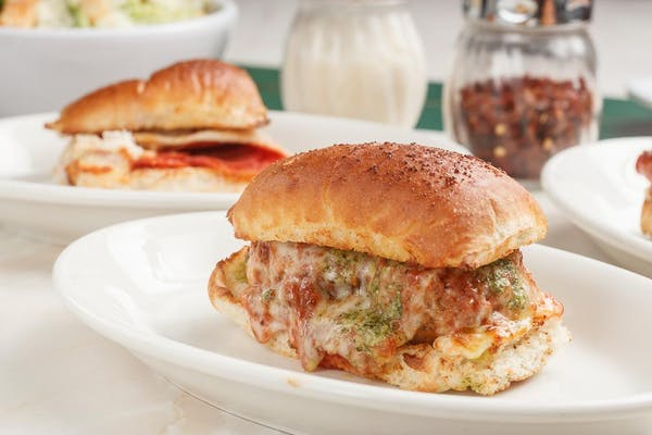 Spicy Italian Sliders