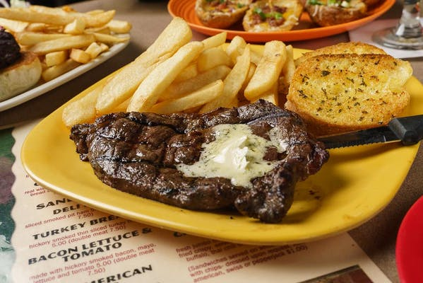 Fresh Hand-Cut Ribeye Steak