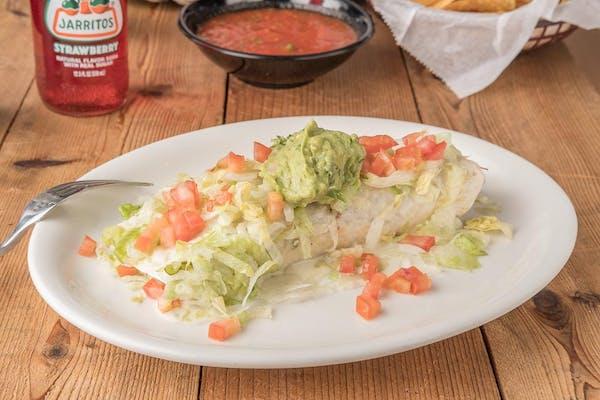 Razorback Burrito