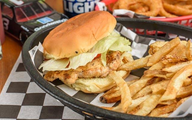 Fried or Grilled Chicken Sandwich