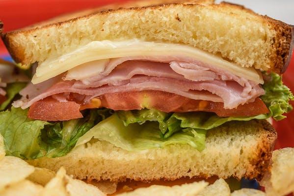 Parisian Sandwich