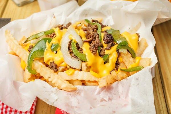 Cheesesteak Fries