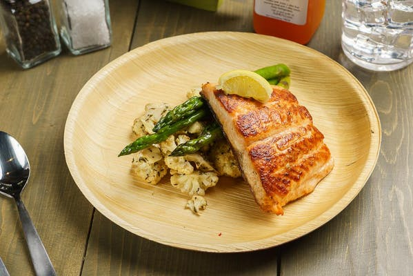 Salmon Power Plate